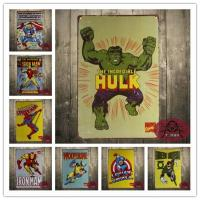 2017 Comic Book Cover Wall Art Tin Sign Metal Poster Vtg ...