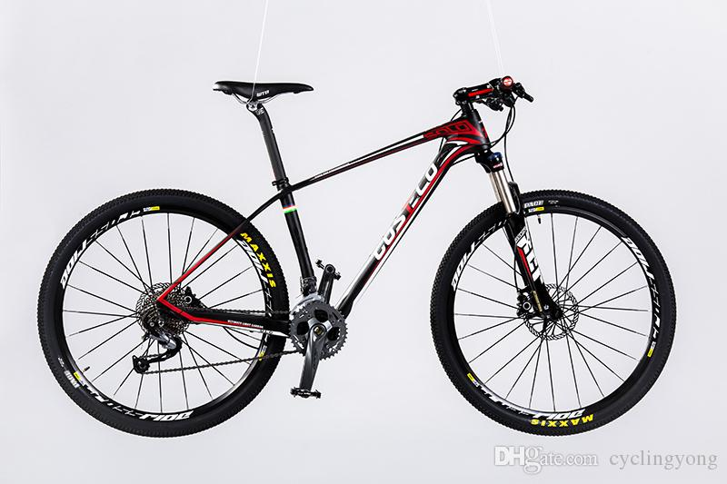 Costelo Solo 27.5 29er Complete Bike Downhill Mountain
