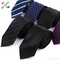 Wedding Men'S Tie Fashion Business 7cm Suit Tie High End ...