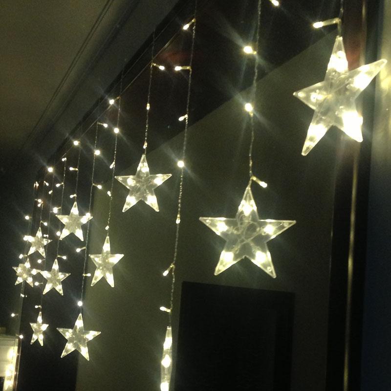 3*0.6m LED Curtain Wall Lamp LED Curtain String Light