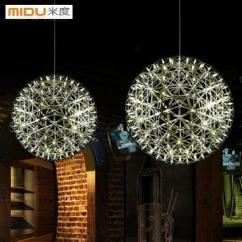 Hanging Light Fixtures Living Room Ideas For Gray Rooms Spanish Sphere Lights45cm,modern Creative Stainless Steel ...