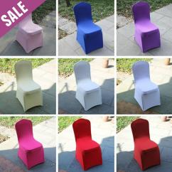 Buy Chair Covers Cheap Venus Pedicure Thickened White Universal Spandex Cover Party Banquet Wedding Cases For Chairs Living Room Seat Rent