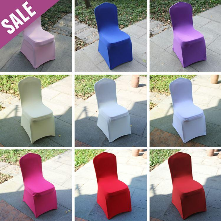 cheap chair covers for chairs with arms 8 hour office thickened white universal spandex cover party banquet wedding cases living room seat rent