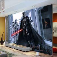Modern Darth Vader Wall Mural Star Wars Photo Wallpaper ...