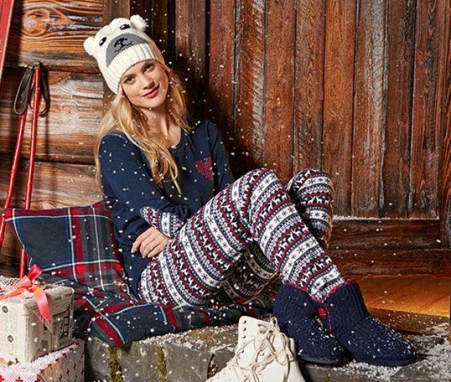 Christmas Sleepwear Pjs For Womencotton Pajamas By Sleepytimepjs Pijama Women Dot Pajamas Adult Winter Pajamas Nightwear Set From Wo