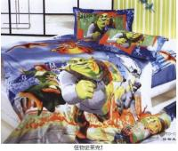 Best Shrek Kids Toddler Children Bedding Set Twin Full