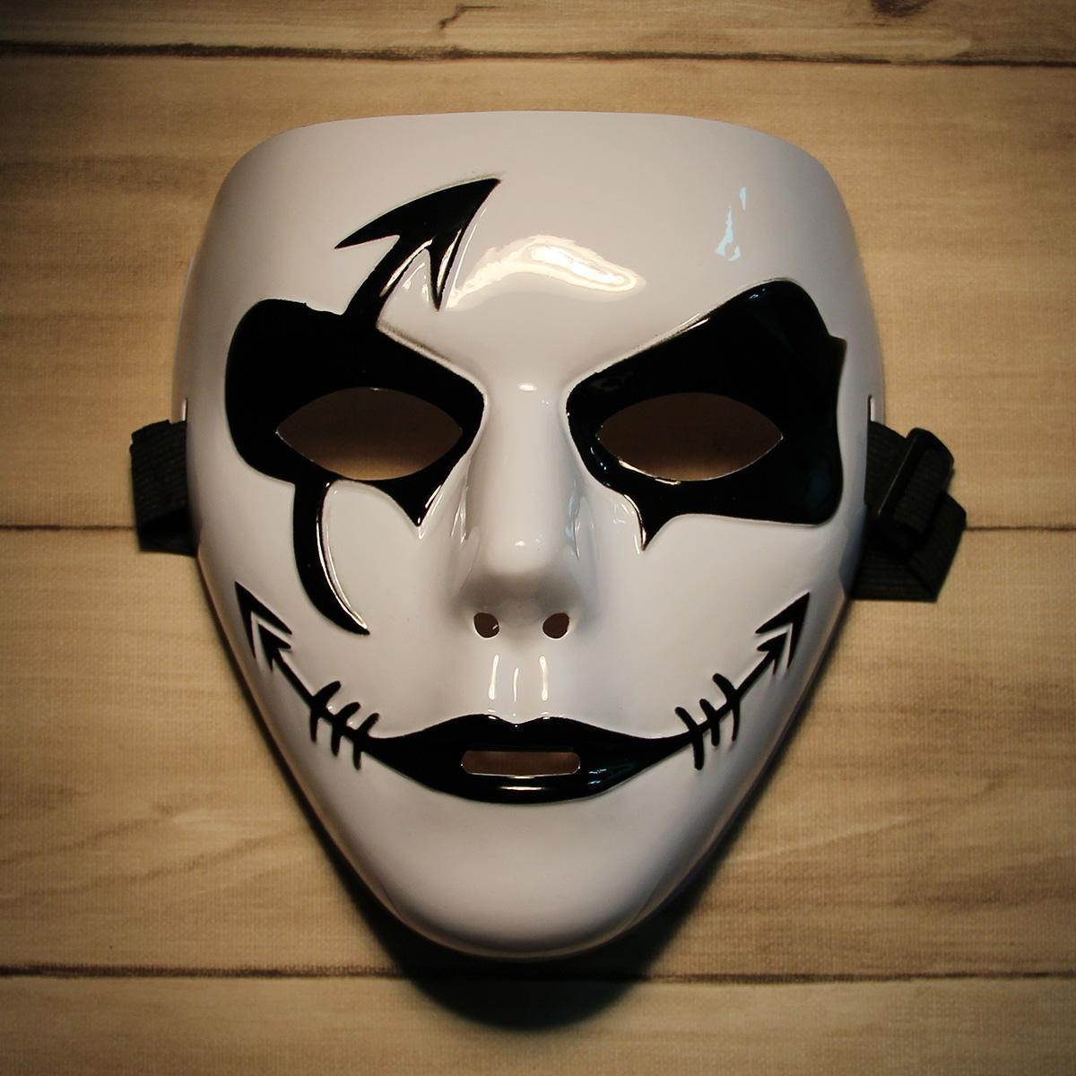 Fashion Hip Hop Style Mask For Halloween Party