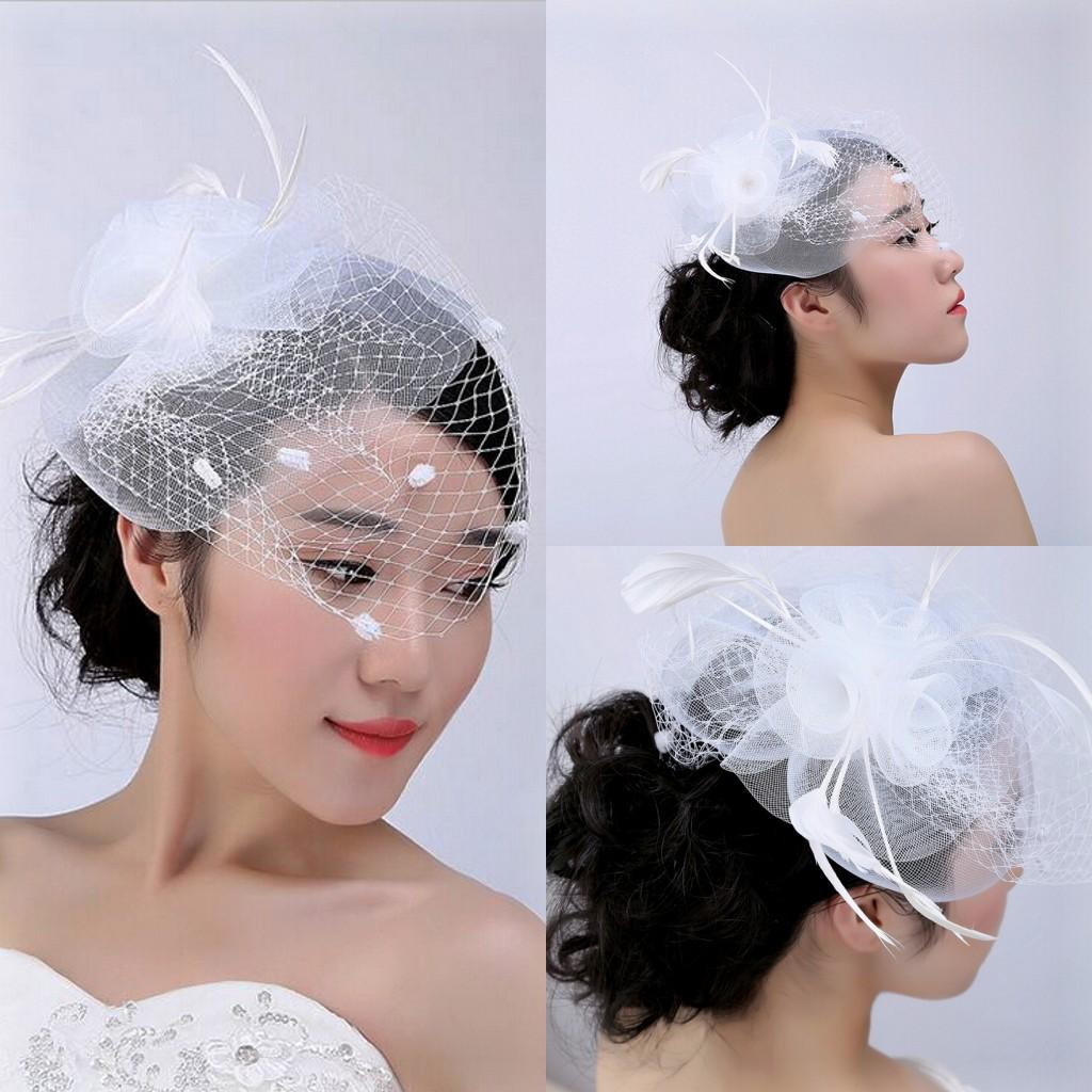 Wedding Hair Pieces With Feathers Fade Haircut