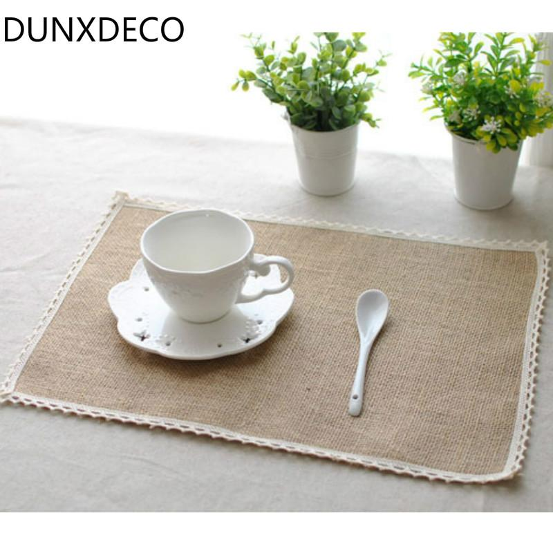 wholesale dunxdeco table placemat