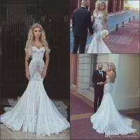 Sexy Mermaid Lace Wedding Dresses 2018 New Off The ...