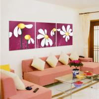 2018 Art Sets Paintings Canvas Flowers Abstract Paintings ...