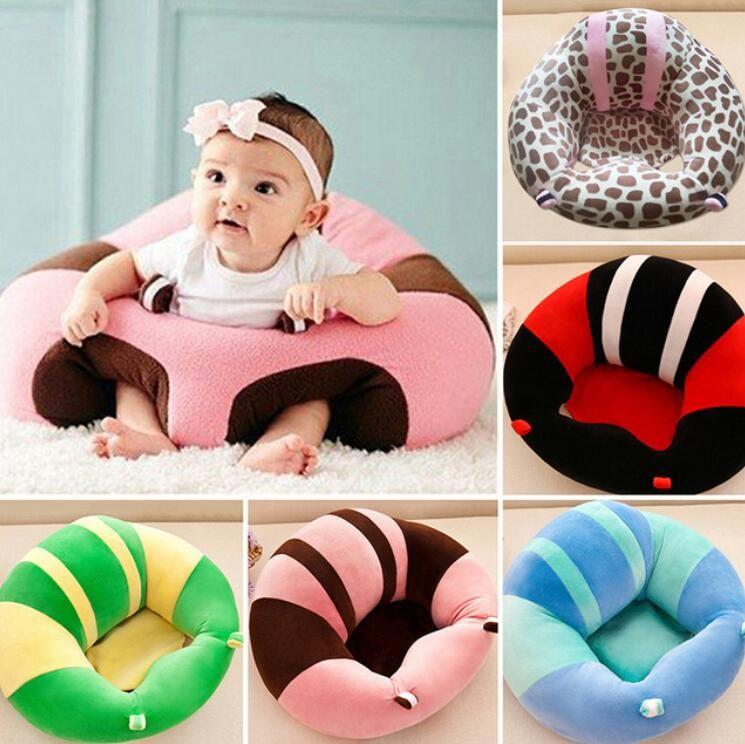 acheter baby support siege en peluche doux canape bebe apprentissage pour s asseoir chaise garder assis posture confortable pour 0 3 mois bebe de 41 21 du