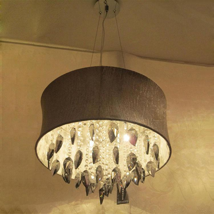 Modern Drum Pendant Lighting
