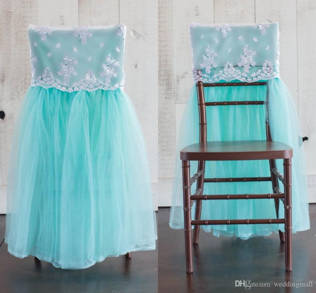 tulle chair covers for wedding plycraft 2015 lace sash weddings romantic