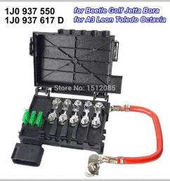 1 year warranty fuse box for vw beetle golf jetta oe  [ 1000 x 1000 Pixel ]