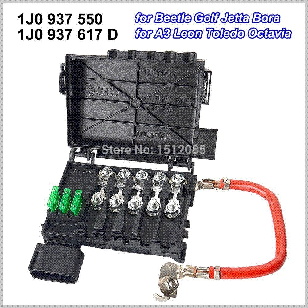 hight resolution of 1 year warranty fuse box for vw beetle golf jetta oe