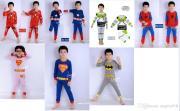 kids superhero pajamas - breeze