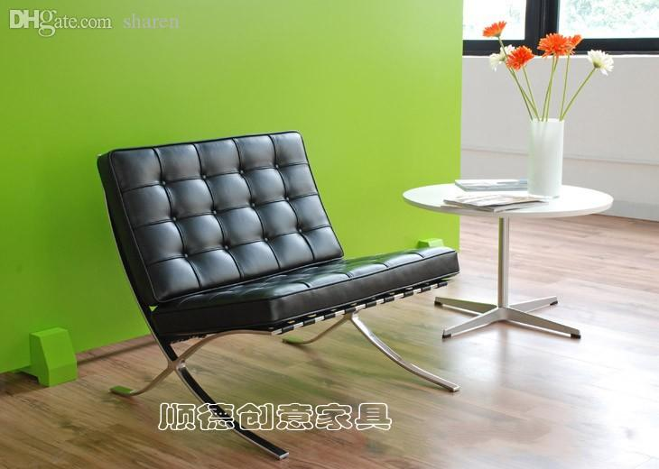 barcelona chairs for sale chair design classics wholesale leather sofa ikea single european creative designer stool conference band online