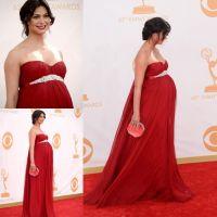 Celebrity Pregnancy Dresses - Plus Size Prom Dresses