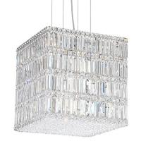 Modern Crystal Chandeliers Quantum Blocks Square Pendant ...