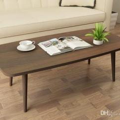 Cheap Center Tables For Living Room Chairs Clearance 2019 Rectangle Modern Woodentable Folding Legs Jpg