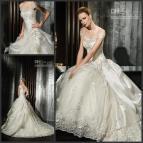Victorian Ball Gown Wedding Dresses