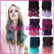 2019 body wave hair rainbow colors