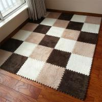 Warm Living Room Floor Mat Cover Carpets Floor Rug Soft ...