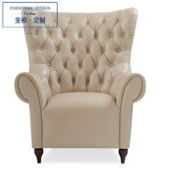 Living Room Lounge Chair Canada Design Furniture Placement Feibo Neo Classical Post Modern Custom Wood Armchair Leather Sofa 2019 From Xwt5242 Cad 5964 87 Dhgate