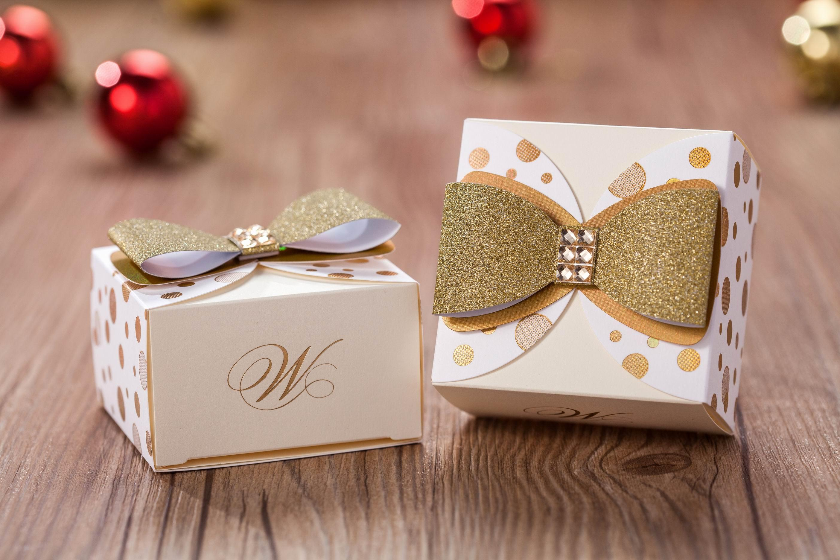 2015 Wedding Favors Candy Boxes Wedding Gift Boxes