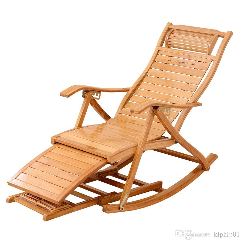 cheap modern rocking chair covers makro foldadble bamboo recliner with ottoman indoor fun chairs best beach