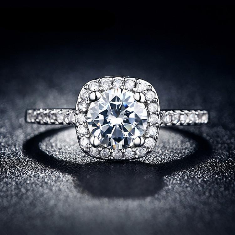 Online Cheap Fashion Hot Selling Wedding Rings For Women