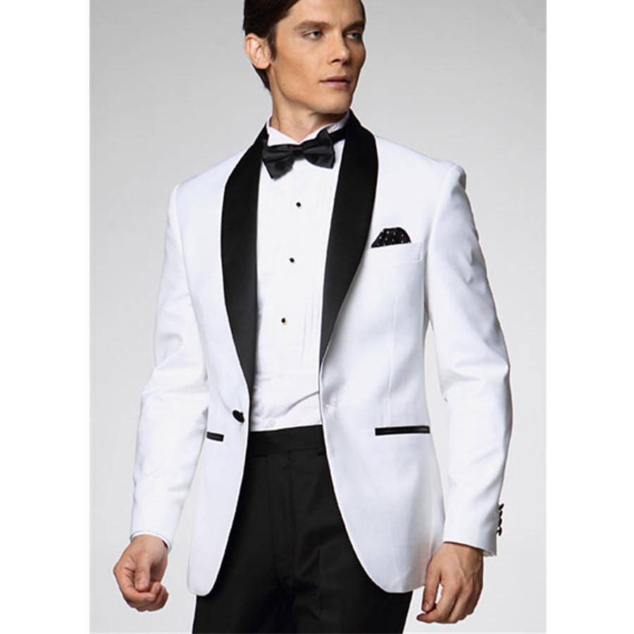 White Suit Jacket Mens  Suit La