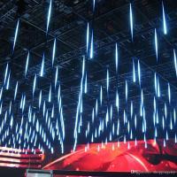 30/50cm Meteor Shower Rain Tubes Led Light Lighting For ...