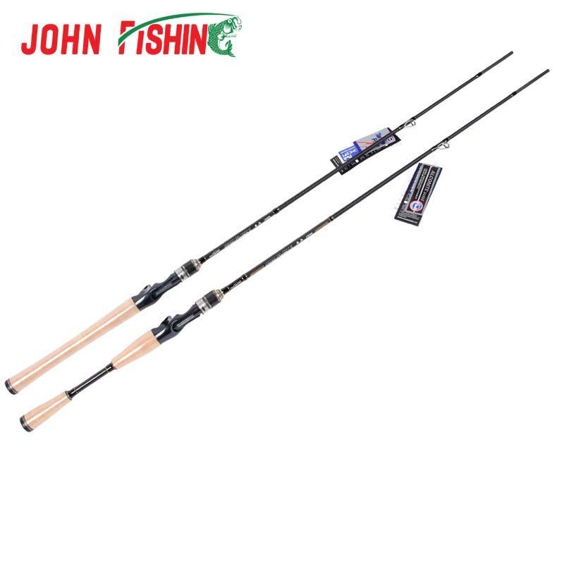 2019 Tsurinoya Proflex II Casting Fishing Rod 1.95m Or 2