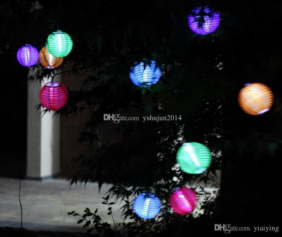 chinese lanterns style led