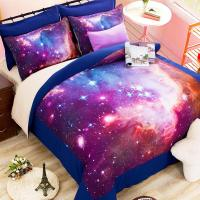 2//3/Hipster Galaxy 3d Bedding Sets Universe Outer Space ...