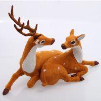 Wholesale Christmas Couple Deer / Reindeer Indoor Home ...