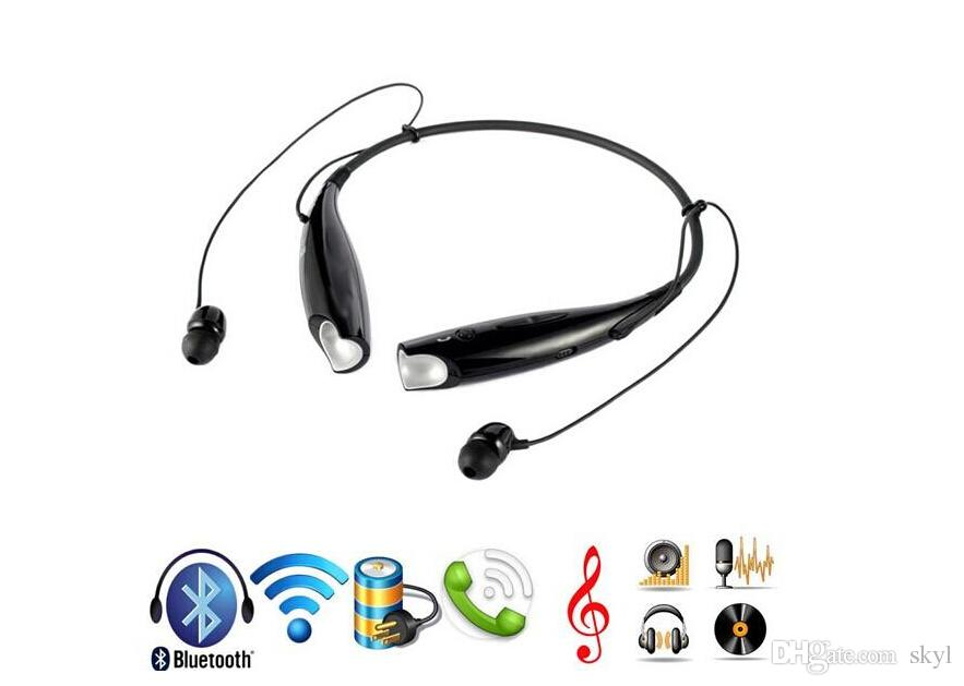 HB800 HB 800 Wireless Bluetooth Stereo Headset Earphone
