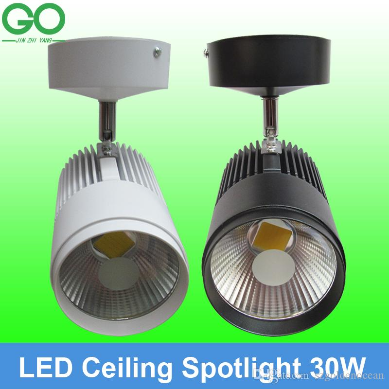 2017 Led 30w Spotlight Surface Mounted Directional