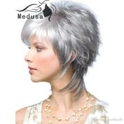 modern shag hairstyles synthetic