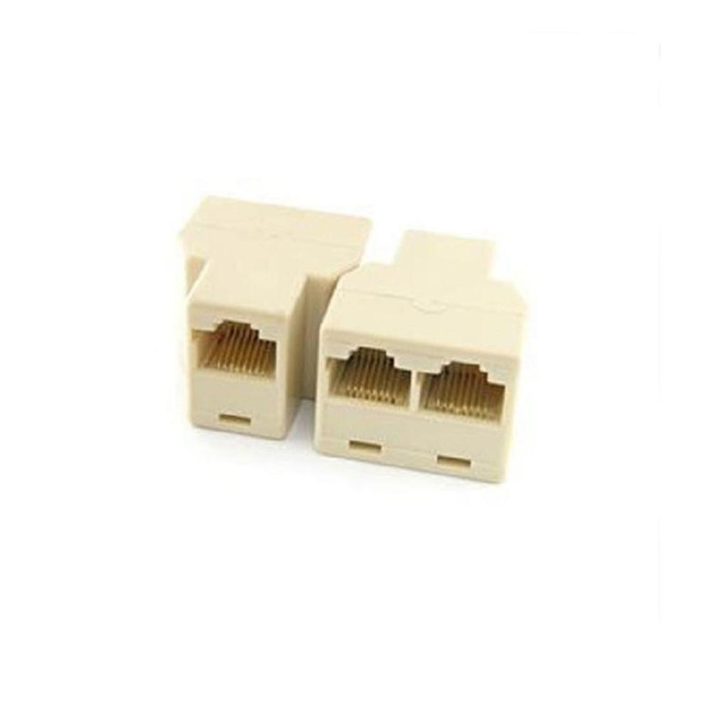 medium resolution of wholesale rj45 splitter connector cat5 lan ethernet splitter adapter 8p8c network dual buy cables cables and more from ruport 31 87 dhgate com