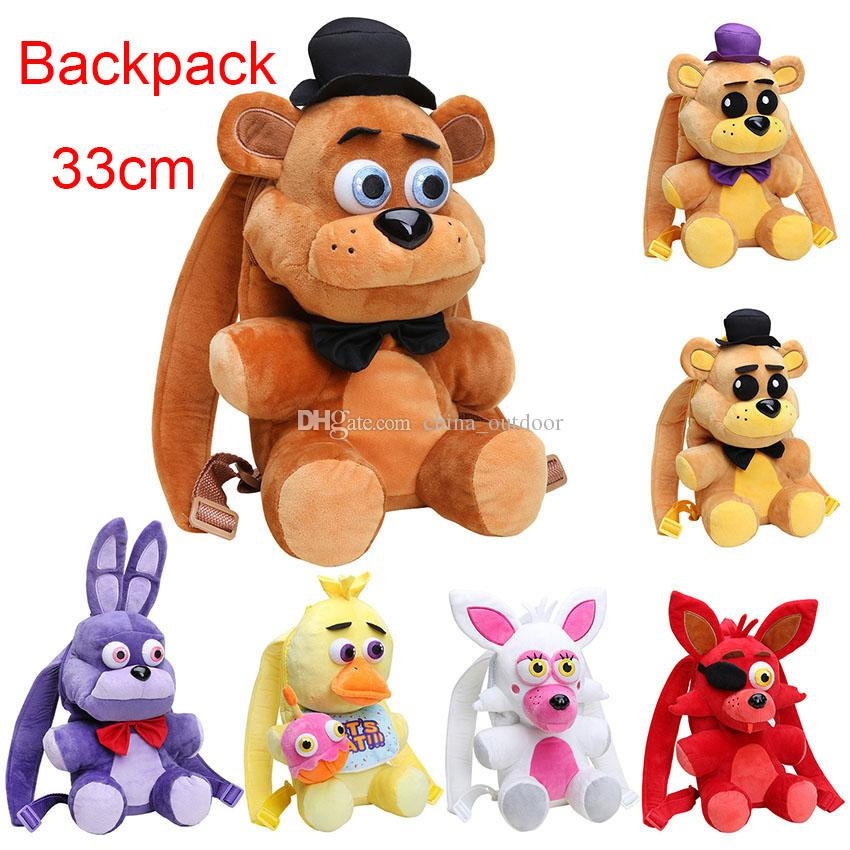 F Naf Plushies And Toys
