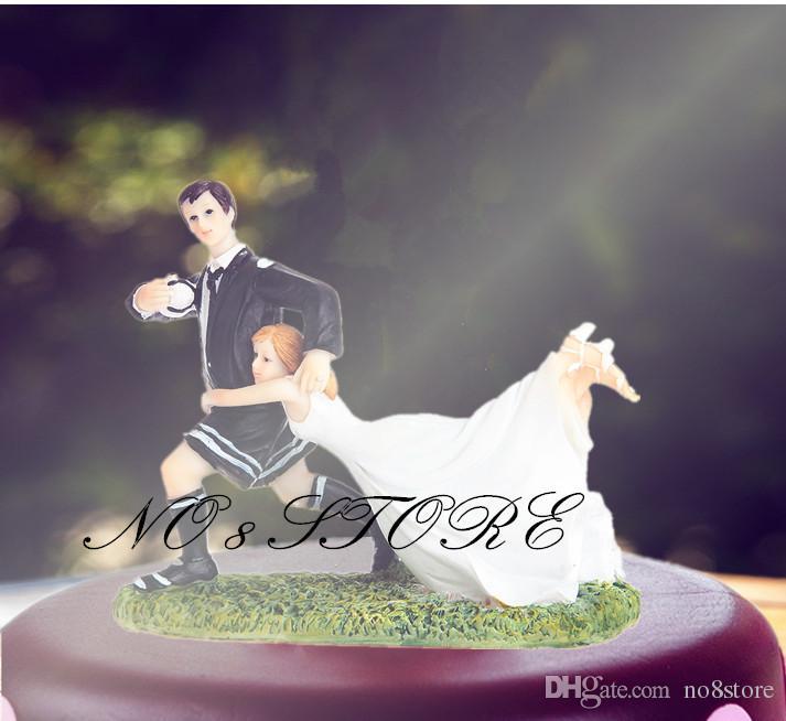 Hochzeitstorte Fussball  Hochzeit