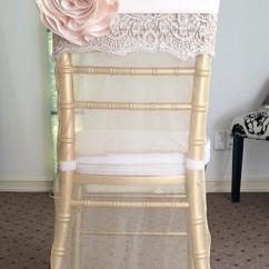 Chair Covers Vintage Ergonomic Work 2019 2016 Lace 3d Flower Chiffon Wedding Sashes Romantic Floral Supplies Accessories 02 From Irish Bridal