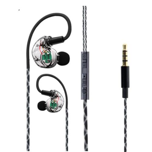 small resolution of ear bell in ear earphones headphones high definition in ear earbuds microphone noise isolating for iphone ipod ipad mp3 players samsung gala best noise