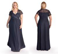 Plus Size Formal Dresses Navy Blue - Boutique Prom Dresses