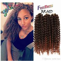 2018 Freetress Braiding Hair Savana Mambo Twist Crochet ...