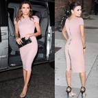 Kim Kardashian Black Dress Short
