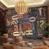 3d Giant Wall Stickers Letter Number Wallpaper Mural For ...